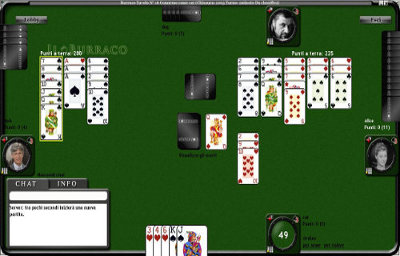 gioco burraco online